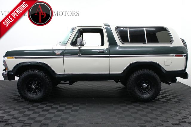 1979 Ford BRONCO XLT RANGER PACKAGE