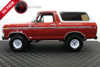 1979 Ford BRONCO RANGER XLT V8 AUTO 4X4 in Statesville, NC 28677