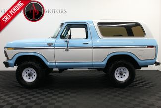 1979 Ford BRONCO RANGER XLT PACKAGE 4X4 in Statesville, NC 28677