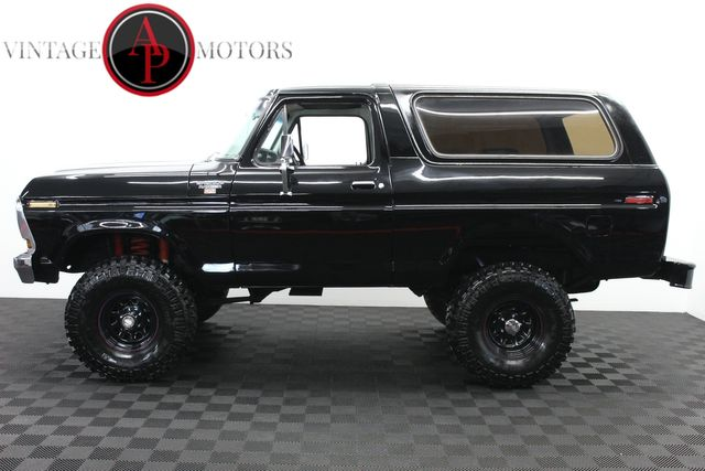 1979 Ford Bronco RANGER XLT 4X4 AUTO