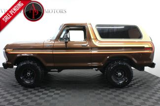 1979 Ford Bronco RARE FREE WHEELING 4 SPEED in Statesville, NC 28677