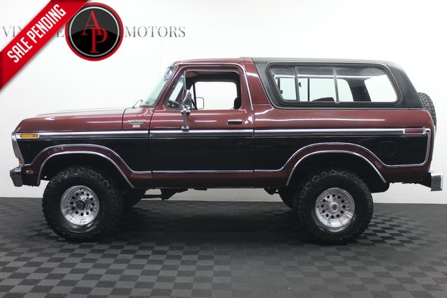 1979 Ford Bronco RANGER XLT V8