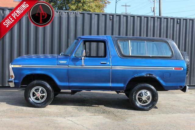 1979 Ford BRONCO ESTATE FIND LOW MILES