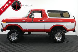 1979 Ford BRONCO CUSTOM PACKAGE 460 V8 AUTO in Statesville, NC 28677