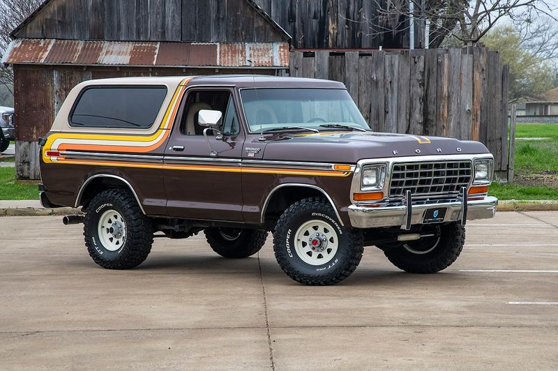 1979 Ford BRONCO   city TX  Dallas Motorsports  in Wylie, TX