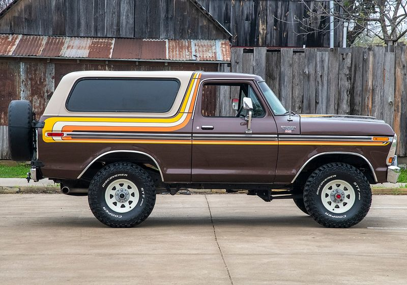 1979 Ford BRONCO   city TX  Dallas Motorsports  in Wylie, TX