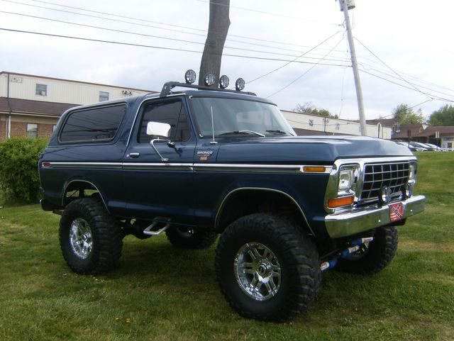 1979 Ford Bronco XLT Ranger 4WD in West Chester, PA 19382