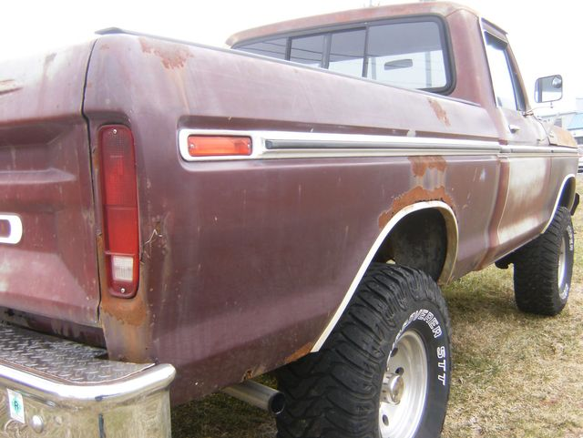 1979 Ford F150 4WD Short Bed in West Chester, PA 19382