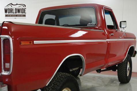 1979 Ford F150 RANGER 400M AUTO 4X4 PS PB AC | Denver, CO | Worldwide Vintage Autos in Denver, CO