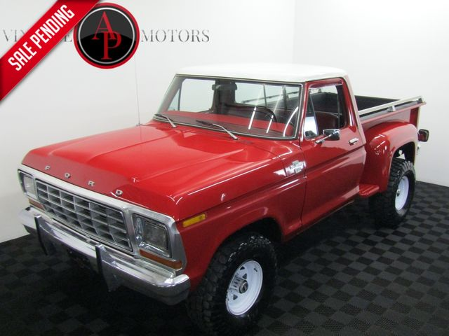 1979 Ford F150 XLT RANGER SHORT BED