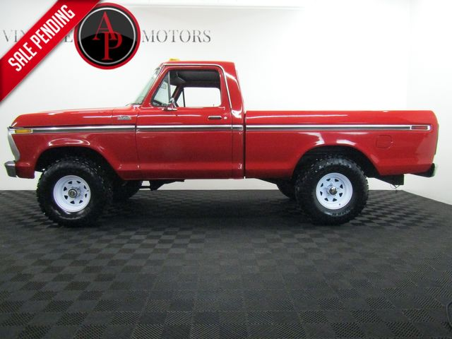 1979 Ford F150 RANGER PACKAGE SHORT BOX 4X4 in Statesville, NC 28677