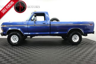 1979 Ford F150 82K CUSTOM EXPLORER 4X4 PACKAGE in Statesville, NC 28677