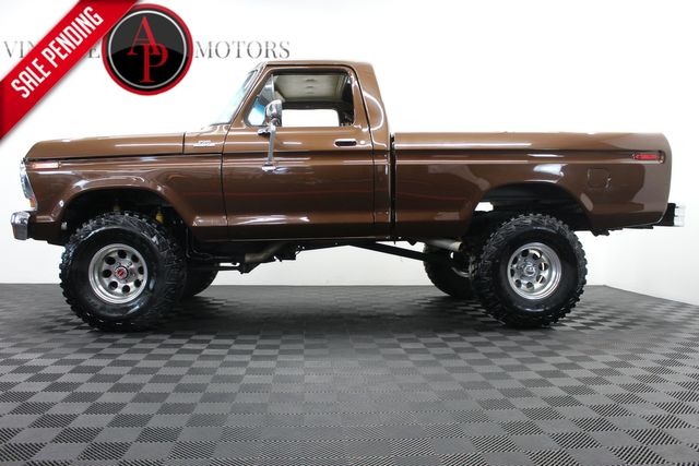 1979 Ford F150 460 PS POWER DISC 4X4