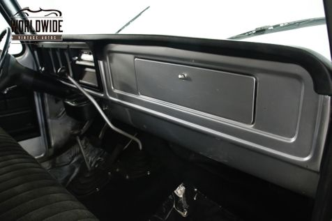 1979 Ford F250  4x4 CREW CAB TRUCK V8 PS PB RARE SHORTBED | Denver, CO | Worldwide Vintage Autos in Denver, CO