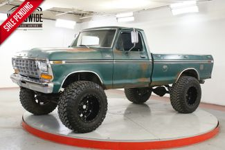 1979 Ford F250  HIGH BOY SUSPENSION LIFT 40