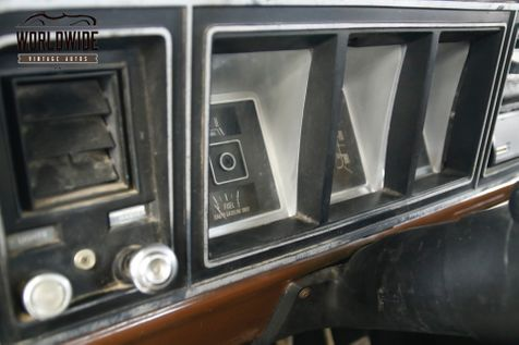 1979 Ford F250 SUPERCAB RARE 4X4 460 V8 AUTOMATIC PS PB  | Denver, CO | Worldwide Vintage Autos in Denver, CO
