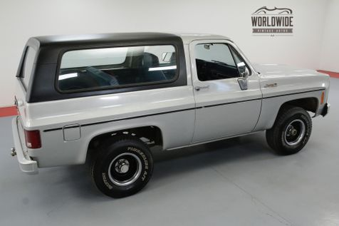 1979 GMC JIMMY 46K ORIGINAL MILES! CONVERTIBLE! 4x4 BLAZER | Denver, CO | Worldwide Vintage Autos in Denver, CO