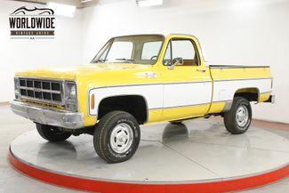 1979 GMC K15 4X4 in Denver CO