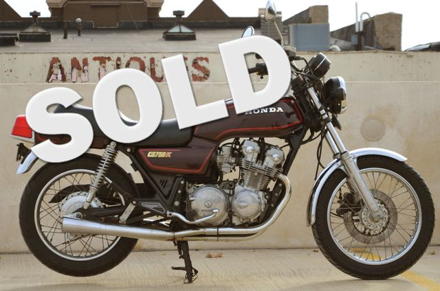 1979 Honda CB750-K DOHC Menasha, Wisconsin