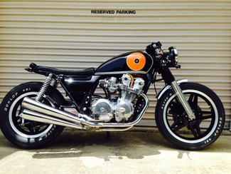 1979 Honda CB750K MADE TO ORDER Mendham, New Jersey
