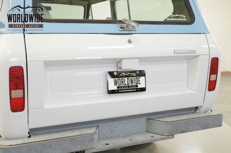 1979 International SCOUT 4X4 PS PB ONE OWNER LOW MI CO TRUCK   Denver, CO   Worldwide Vintage Autos in Denver, CO