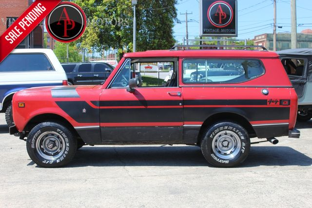 1979 International Scout II V8 4X4 AUTO PS PB AC in Statesville, NC 28677