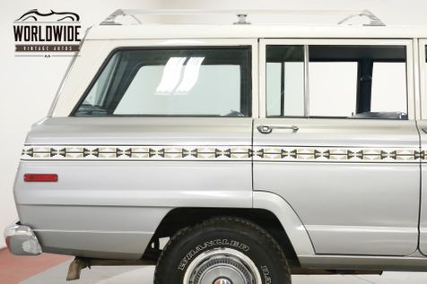 1979 Jeep CHEROKEE V8 3SPD 4X4 FACTORY ROOF RACK PS PB MUST SEE | Denver, CO | Worldwide Vintage Autos in Denver, CO