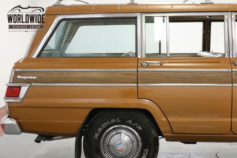 1979 Jeep CHEROKEE 360V8 AUTO 4X4 PS PB  | Denver, CO | Worldwide Vintage Autos in Denver, CO