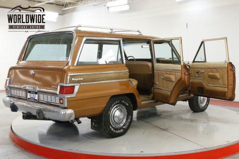 1979 Jeep CHEROKEE 360V8 AUTO 4X4 PS PB  | Denver, CO | Worldwide Vintage Autos in Denver, CO