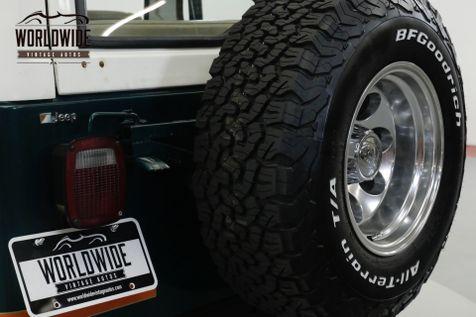 1979 Jeep CJ7 RENEGADE FRAME OFF RESTORED HARDTOP 4x4 | Denver, CO | Worldwide Vintage Autos in Denver, CO