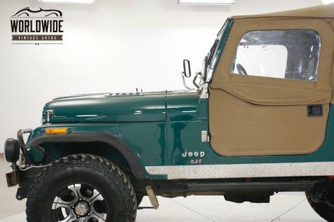 1979 Jeep CJ7  PROFESSIONALLY RESTORED 401 WINCH LIFT DISC   Denver, CO   Worldwide Vintage Autos in Denver, CO