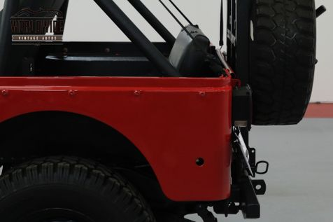 1979 Jeep CJ5 Rebuilt T-18. New Clutch.  | Denver, CO | Worldwide Vintage Autos in Denver, CO