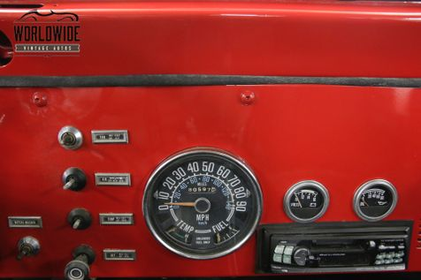 1979 Jeep CJ5 Rebuilt T-18. New Clutch. V8   Denver, CO   Worldwide Vintage Autos in Denver, CO