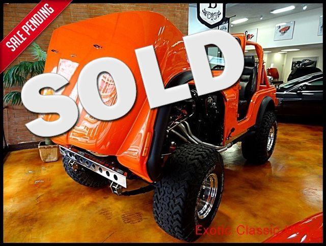 1979 Jeep CJ  Custom La Jolla, California