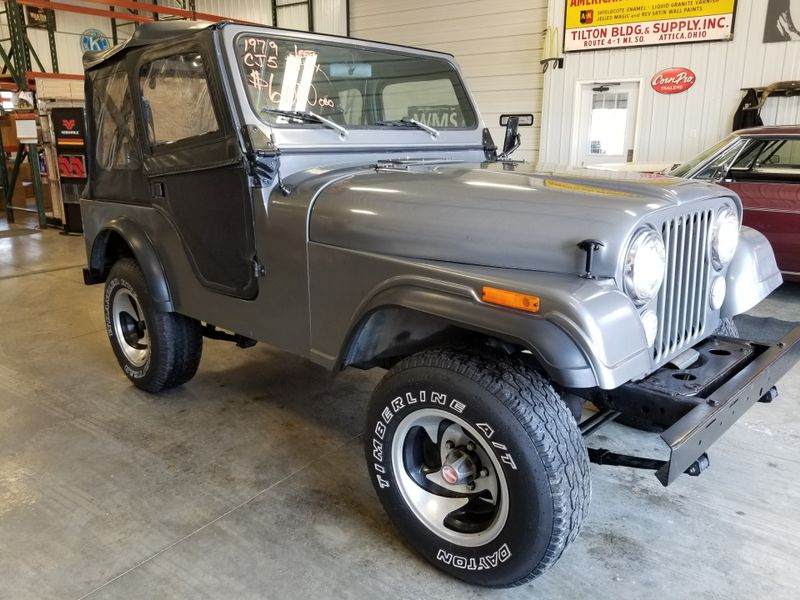 1979 Jeep WRANGLER CJ5  in , Ohio