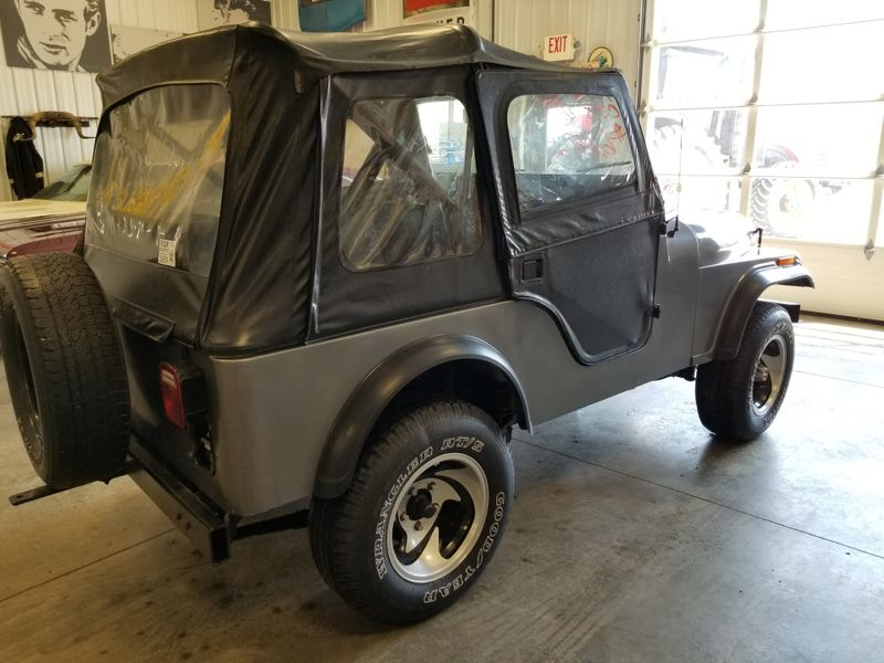 1979 Jeep WRANGLER CJ5  in , Ohio