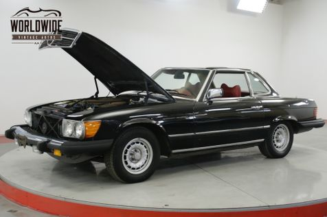 1979 Mercedes-Benz 450 SL CONVERTIBLE V8 A/C | Denver, CO | Worldwide Vintage Autos in Denver, CO