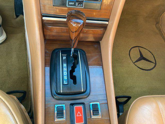1979 Mercedes-Benz 450SL Convertible in Boerne, Texas 78006