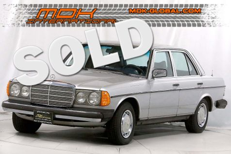 1979 Mercedes-Benz 300D - Only 91K original miles - A/C in Los Angeles