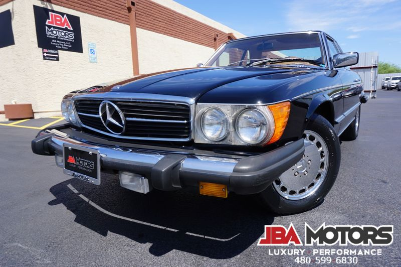 1979 Mercedes-Benz 450 SL 450 Class SL 450SL Convertible Roadster Hardtop | MESA, AZ | JBA MOTORS in MESA AZ