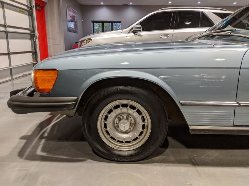 1979 Mercedes-Benz SL 450  Lake Forest IL  Executive Motor Carz  in Lake Forest, IL