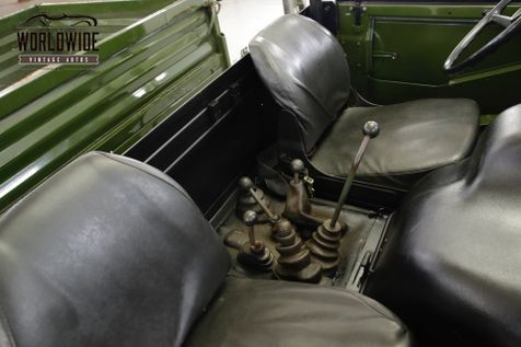 1979 Mercedes-Benz UNIMOG 406 DIESEL PORTAL AXLES WINCH UNSTOPPABLE    Denver, CO   Worldwide Vintage Autos in Denver, CO