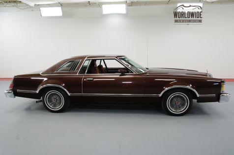 1979 Mercury COUGAR XR7 ONE OWNER 56K ORIGINAL MILES COLLECTOR   Denver, CO   Worldwide Vintage Autos in Denver, CO