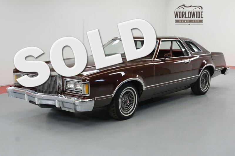 1979 Mercury COUGAR XR7 ONE OWNER 56K ORIGINAL MILES COLLECTOR   Denver, CO   Worldwide Vintage Autos