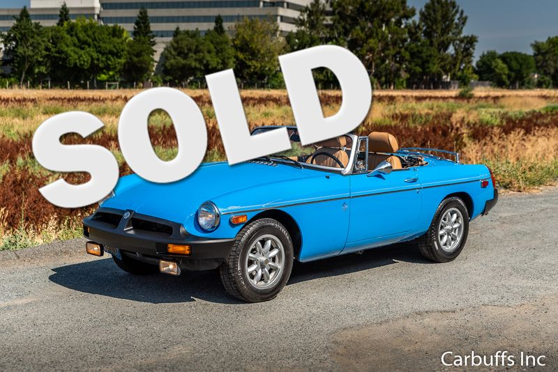 1979 Mg MGB Roadster | Concord, CA | Carbuffs