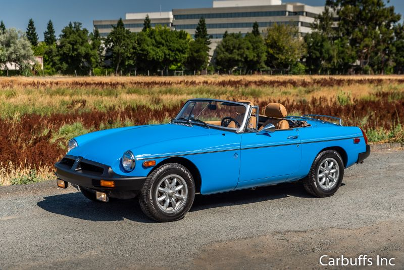 1979 Mg MGB Roadster | Concord, CA | Carbuffs in Concord, CA