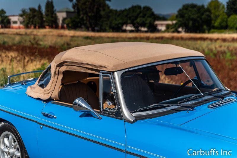 1979 Mg MGB Roadster | Concord, CA | Carbuffs in Concord, CA