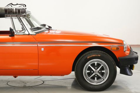1979 Mg MGB UPDATED INTERIOR CONVERTIBLE PS PB | Denver, CO | Worldwide Vintage Autos in Denver, CO