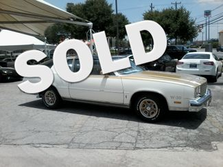 1979 Oldsmobile Cutlass  W-30 Hurst Performance Package San Antonio, Texas