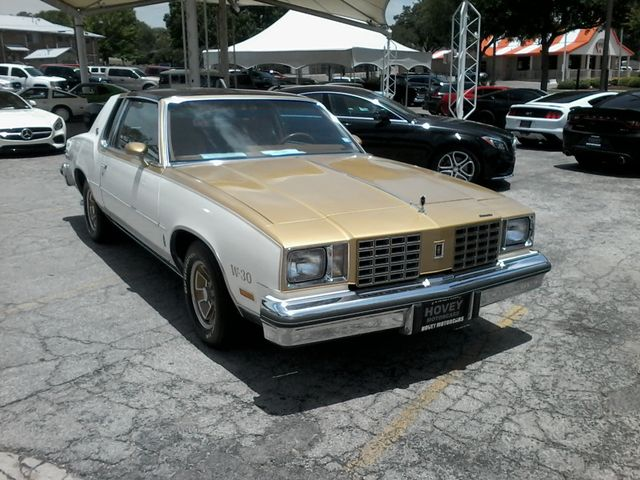 1979 Oldsmobile Cutlass  W-30 Hurst Performance Package San Antonio, Texas 1